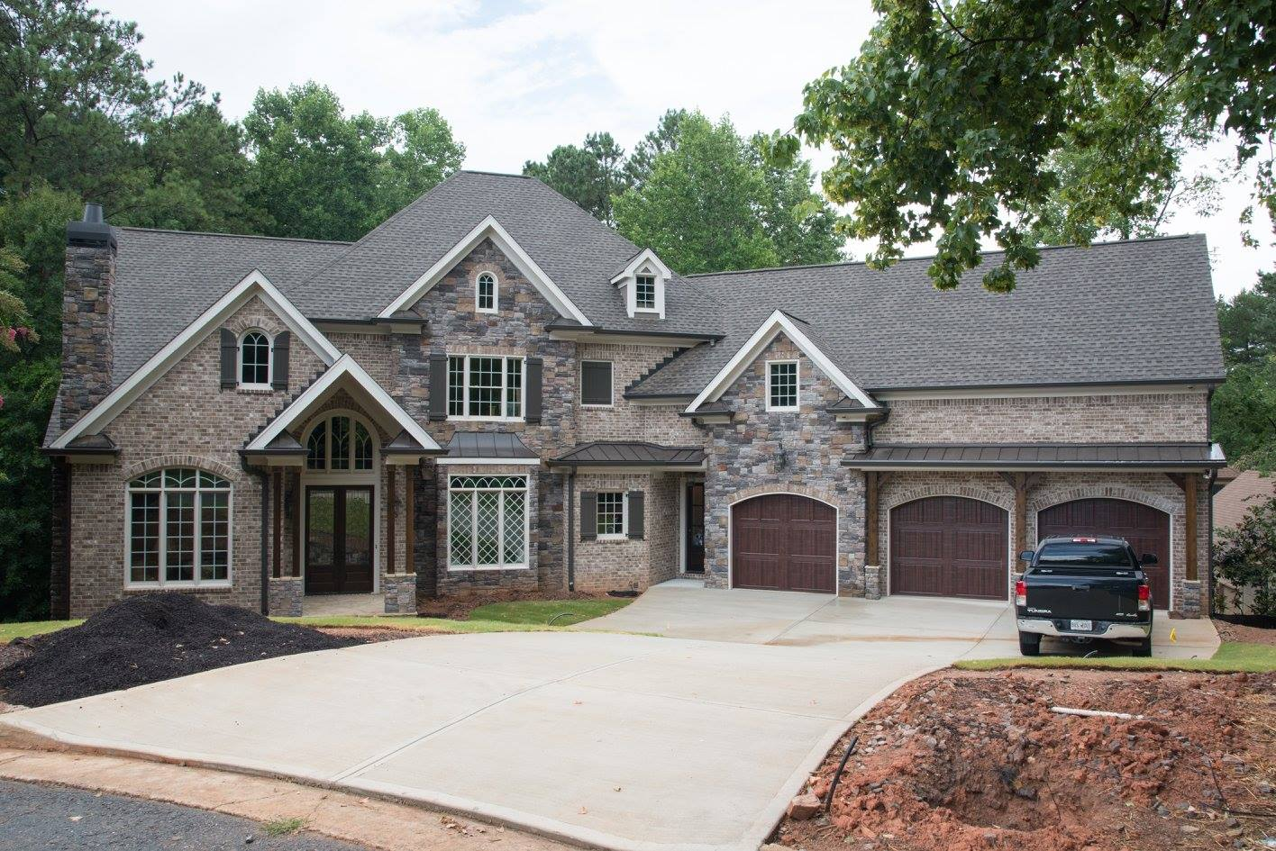 Custom Home Design built in Cherokee County Georgia